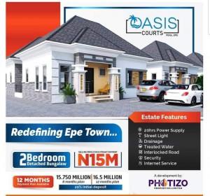 Oasis Court Poka Epe Lagos