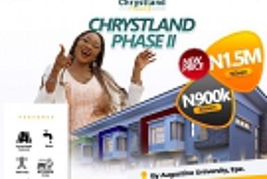 CHRYSTLAND ESTATE PHASE II Chrystland Estate