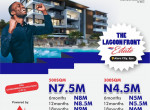 The lagoon front estate epe